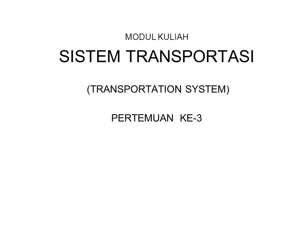 (TRANSPORTATION SYSTEM)