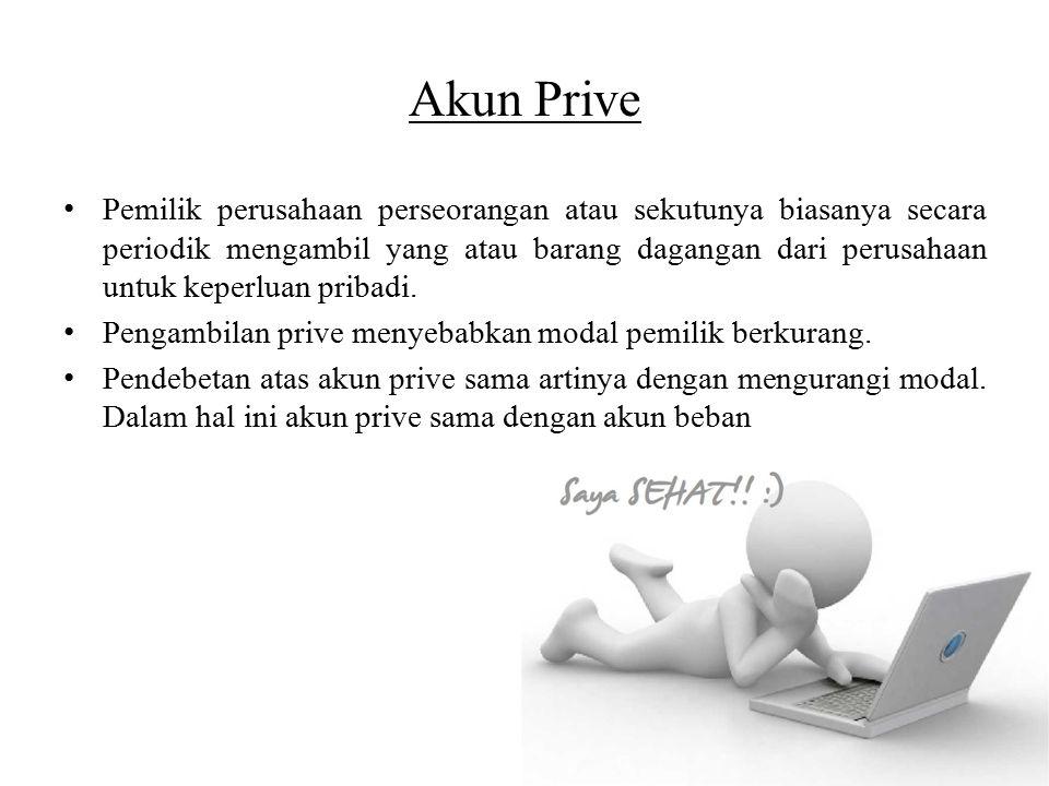 Akun Prive