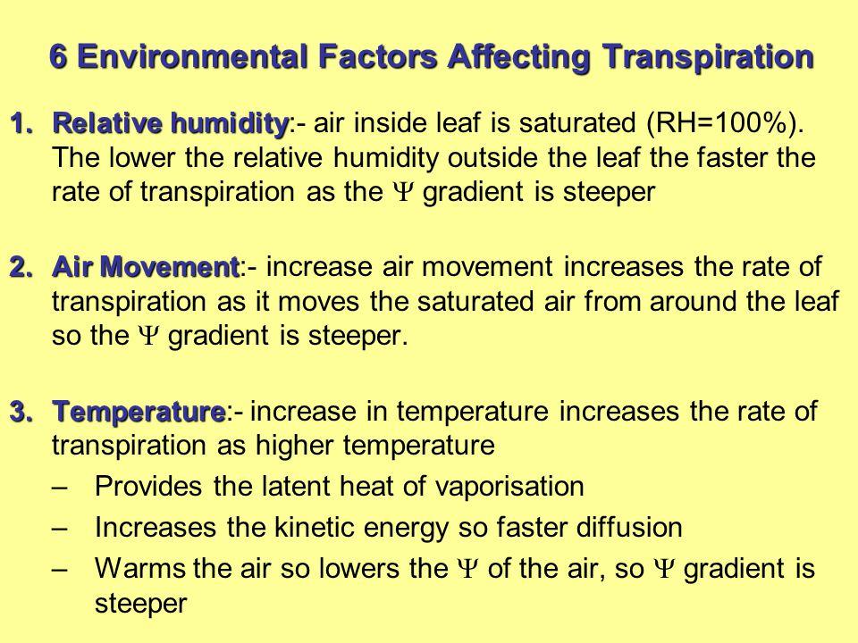 environmental factors affecting subway
