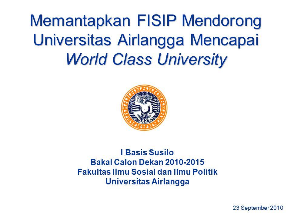 Fakultas Ilmu Sosial dan Ilmu Politik Universitas Airlangga