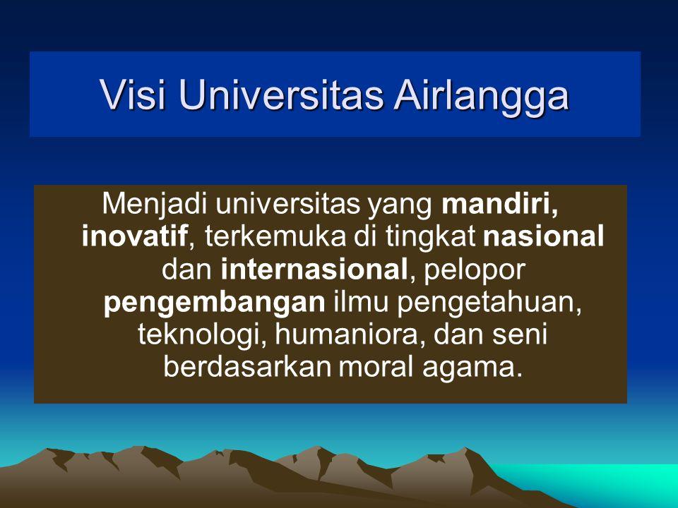 Visi Universitas Airlangga