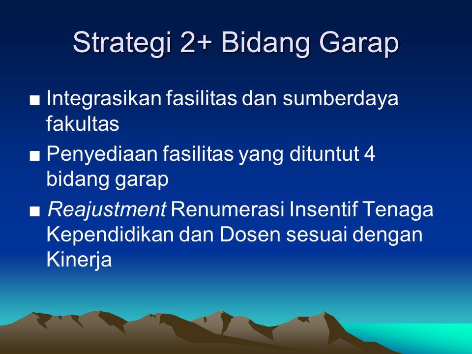 Strategi 2+ Bidang Garap