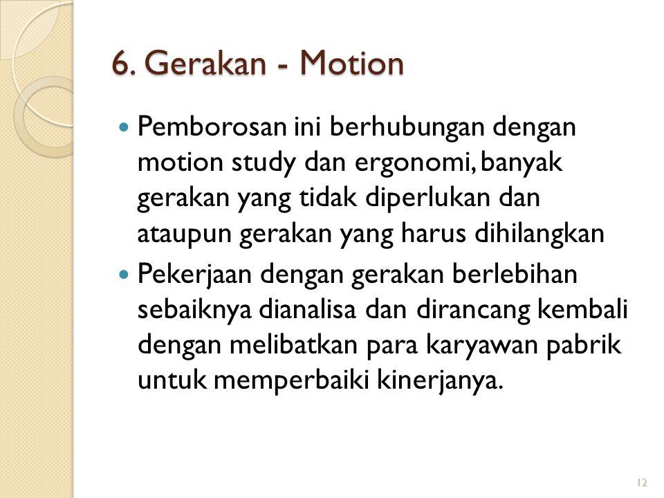 6. Gerakan - Motion