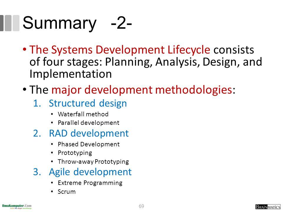 romi@romisatriawahono.net Object-Oriented Programming. Summary -2-