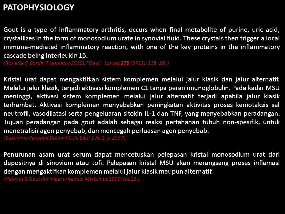 PATOPHYSIOLOGY