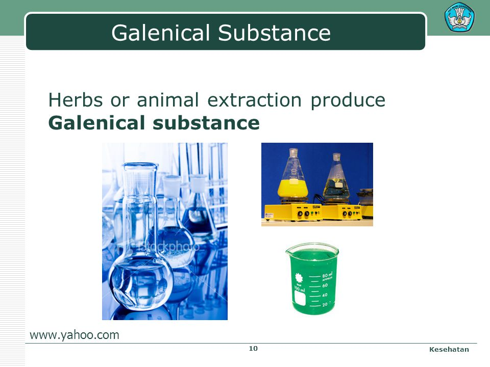 Galenical Substance Herbs or animal extraction produce Galenical substance www.yahoo.com Kesehatan