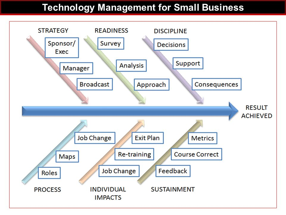 Technology Management for Small Business