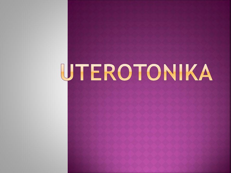 UTEROTONIKA