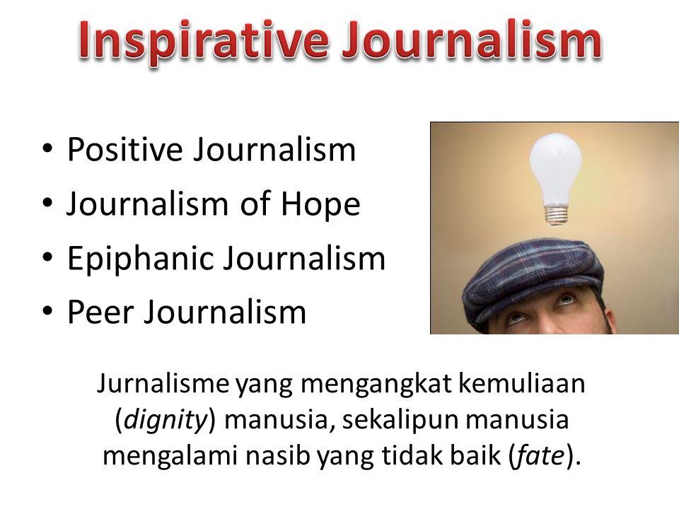 Inspirative Journalism