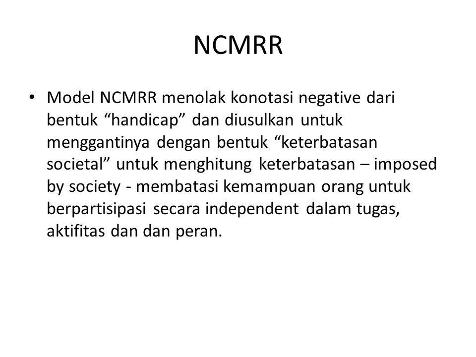 NCMRR