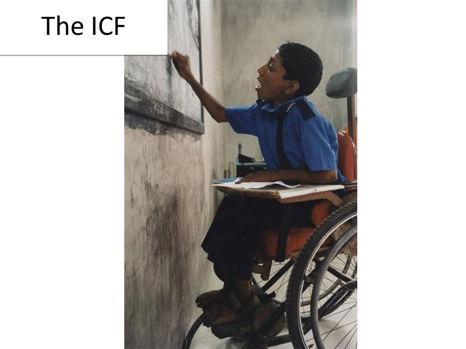 The ICF
