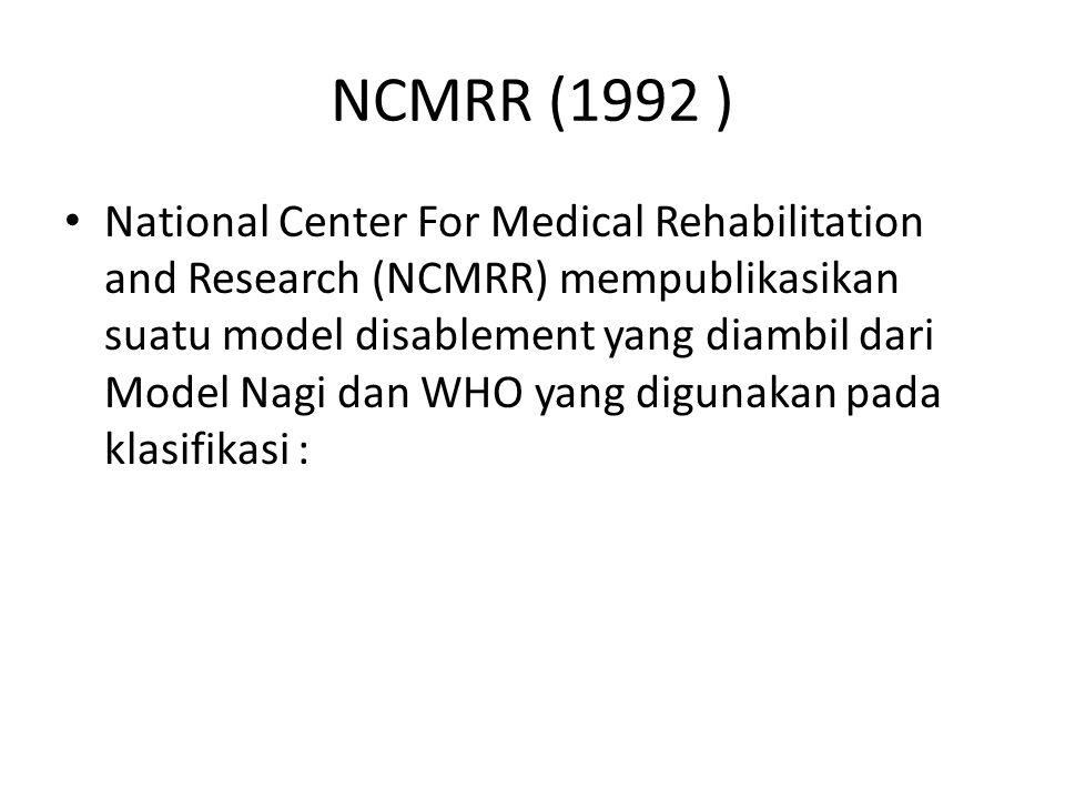 NCMRR (1992 )
