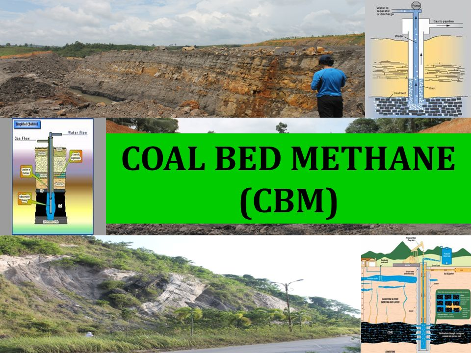 COAL BED METHANE (CBM)