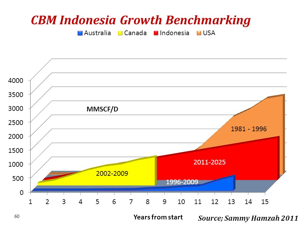CBM Indonesia Growth Benchmarking