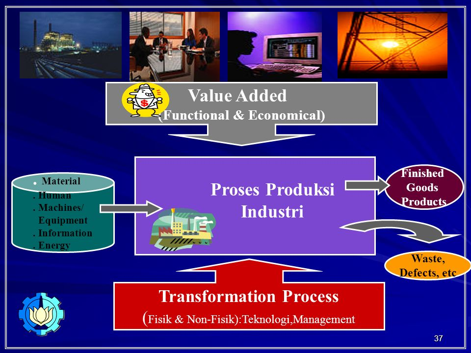 (Functional & Economical) Transformation Process