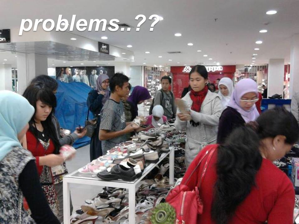 problems..