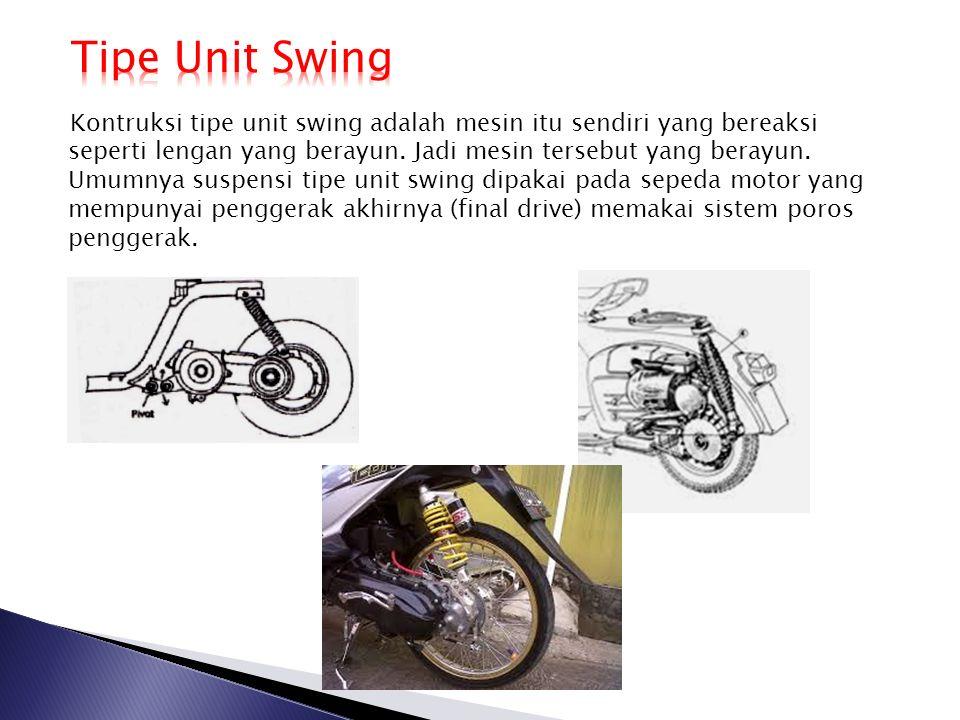 Tipe Unit Swing