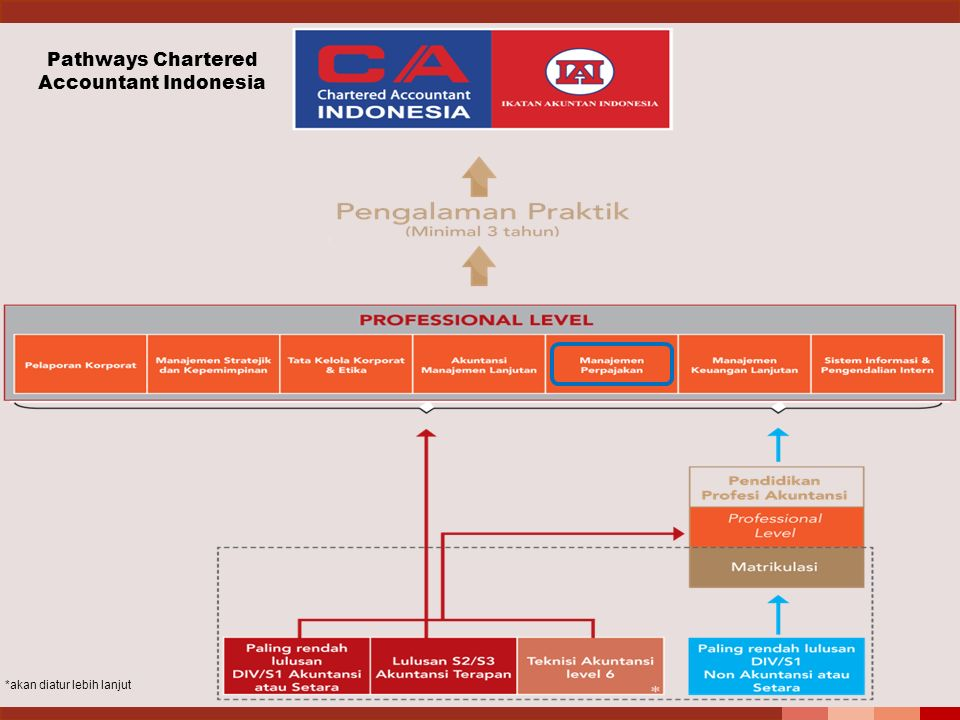 Pathways Chartered Accountant Indonesia