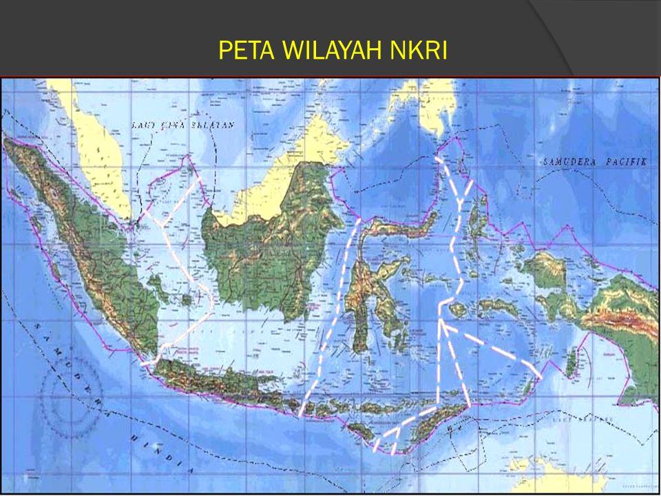 PETA WILAYAH NKRI