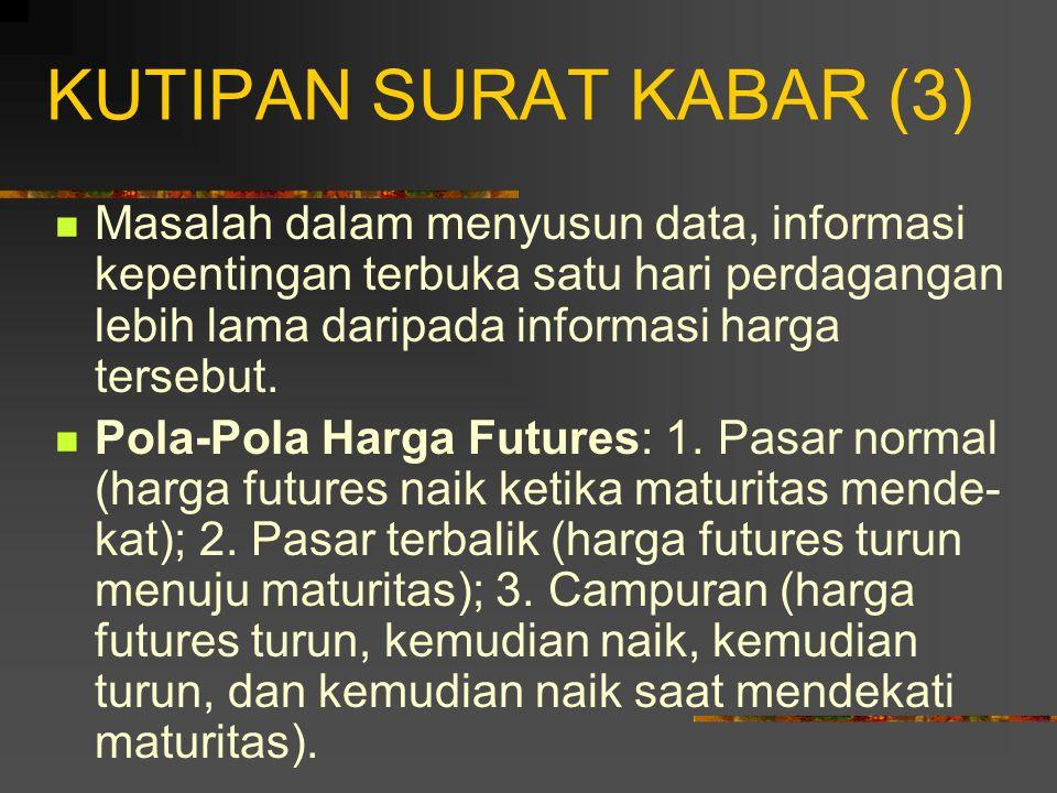 KUTIPAN SURAT KABAR (3)