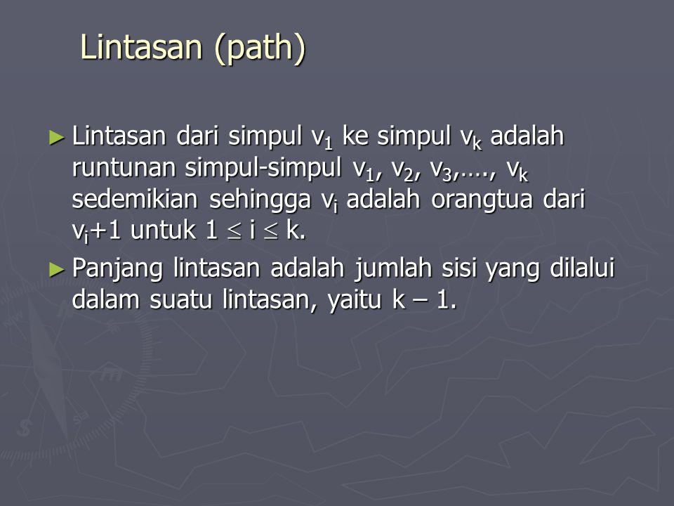 Lintasan (path)