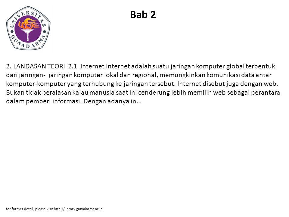 Bab 2