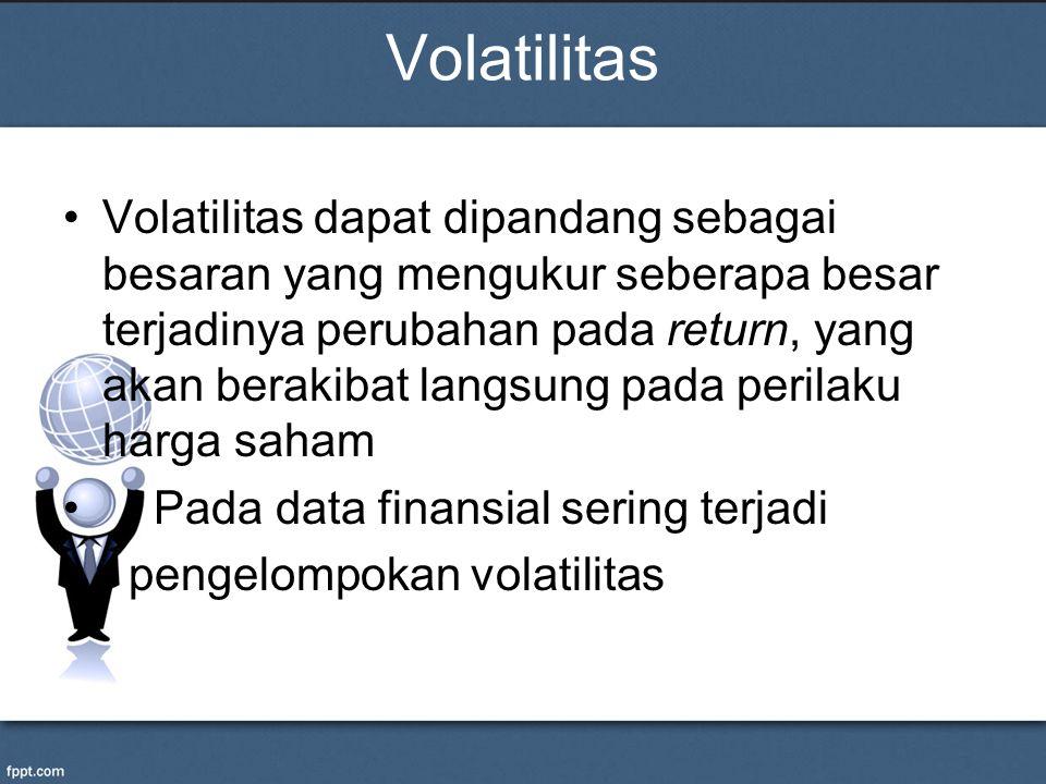 Volatilitas