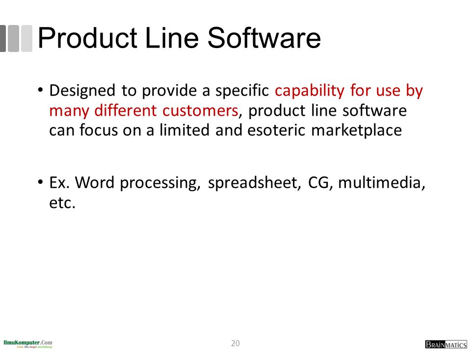 Product Line Software
