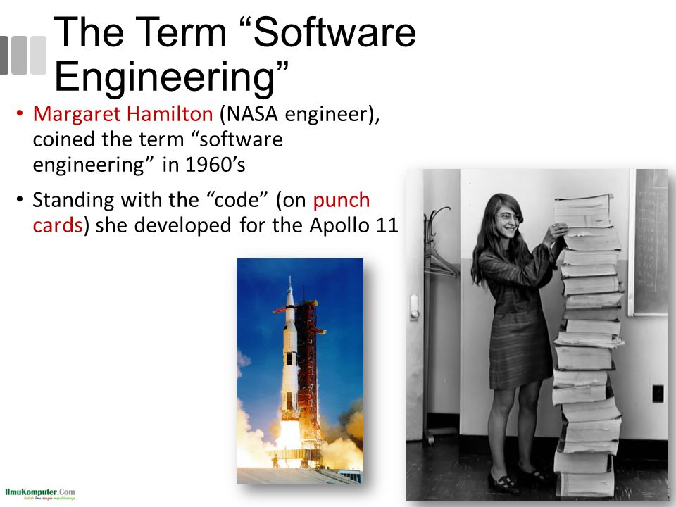 The Term Software Engineering