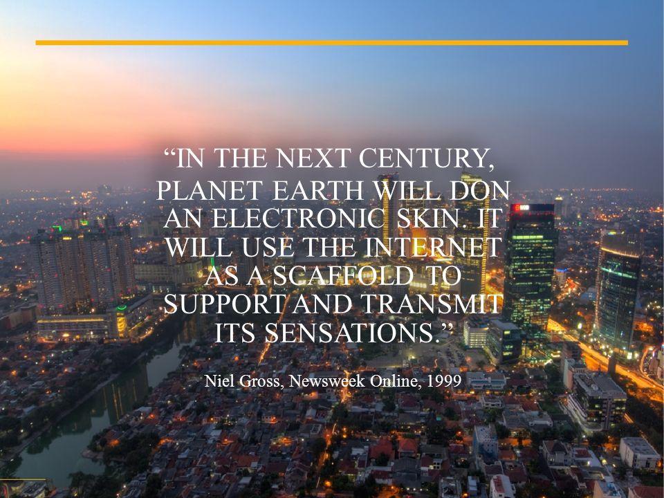 Niel Gross, Newsweek Online, 1999