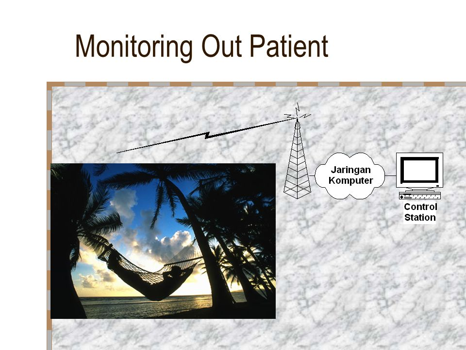 Monitoring Out Patient