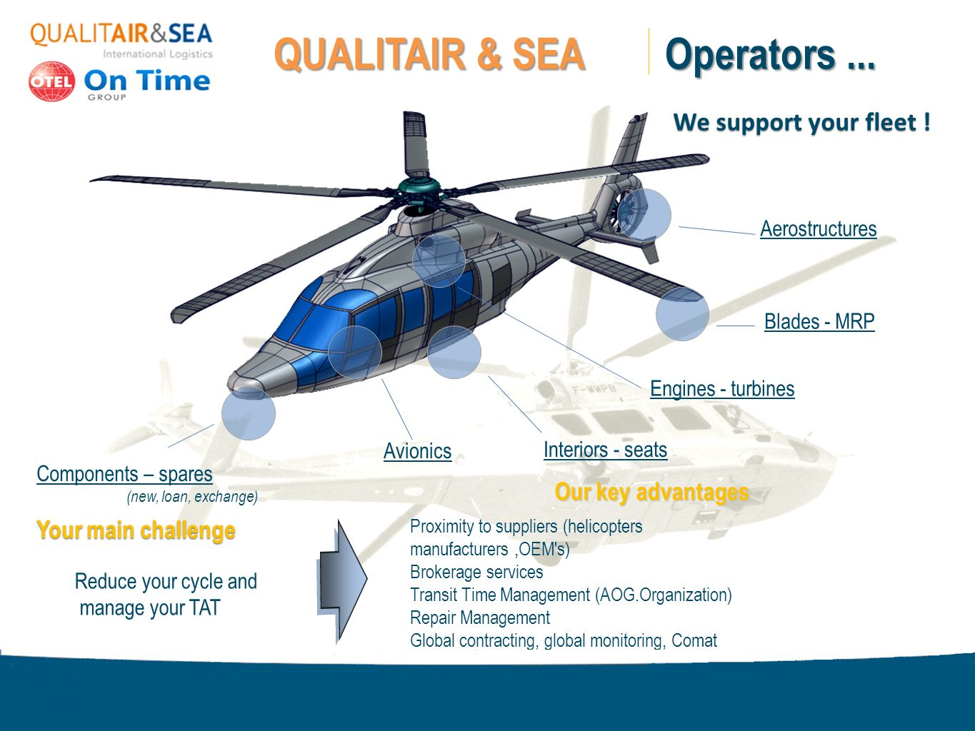 QUALITAIR & SEA Operators ...