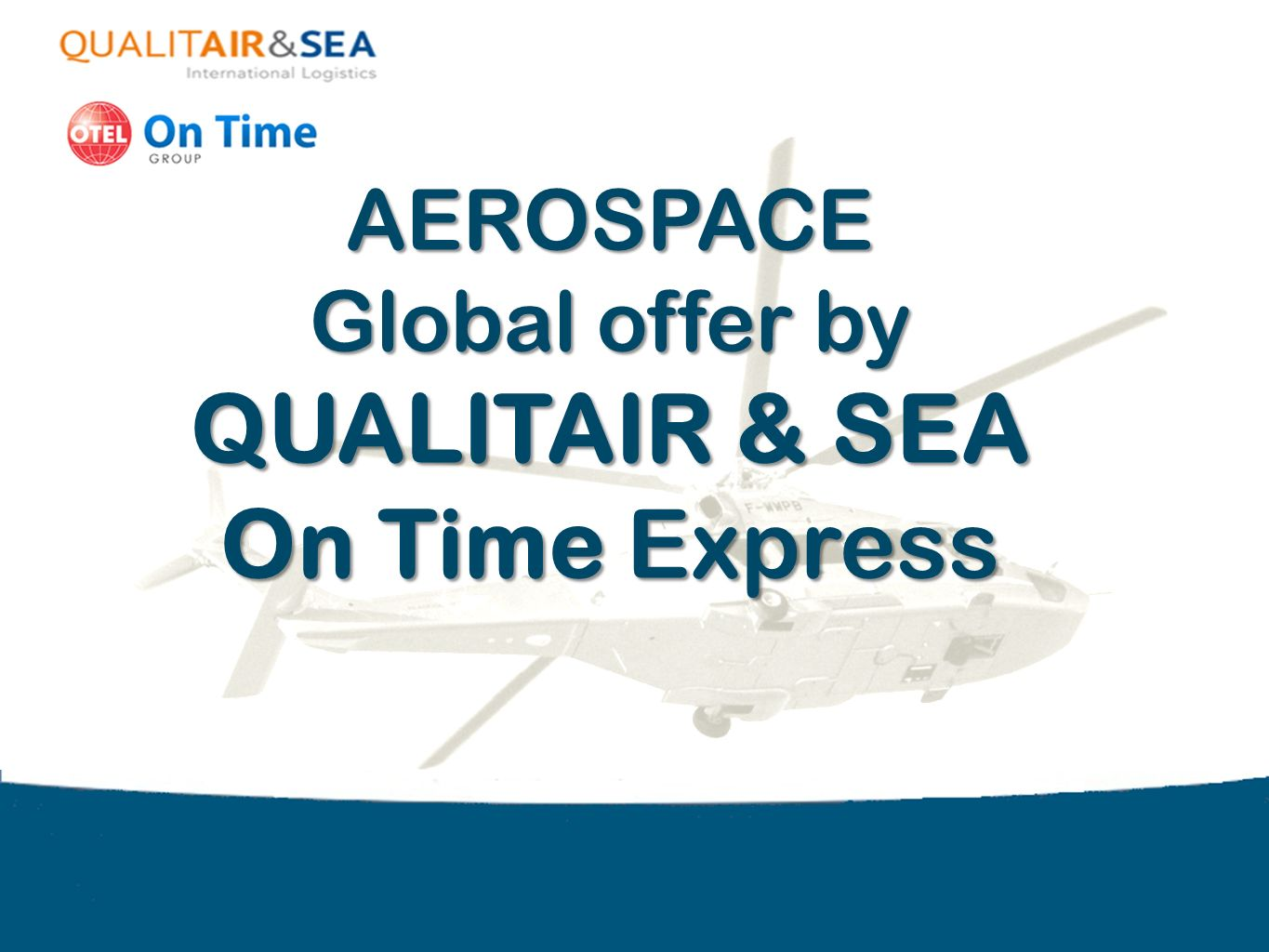 AEROSPACE Global offer by