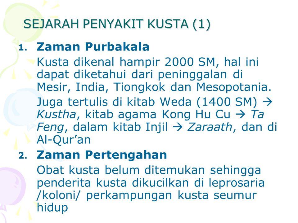 SEJARAH PENYAKIT KUSTA (1)