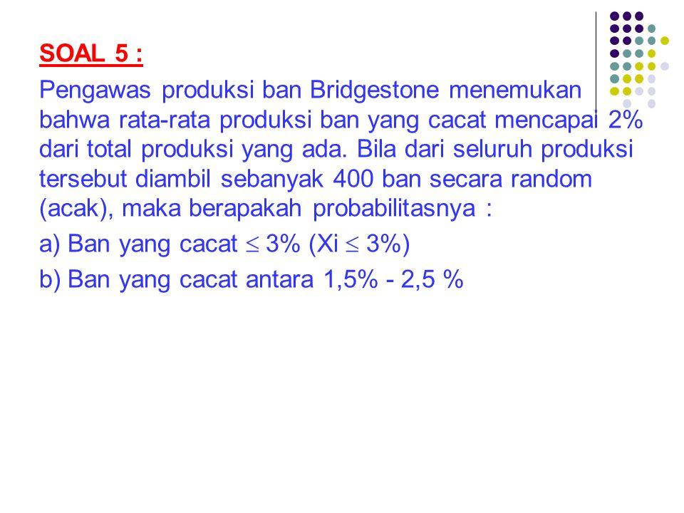 SOAL 5 :