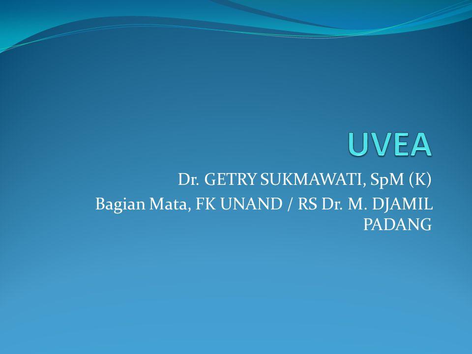 UVEA Dr. GETRY SUKMAWATI, SpM (K)