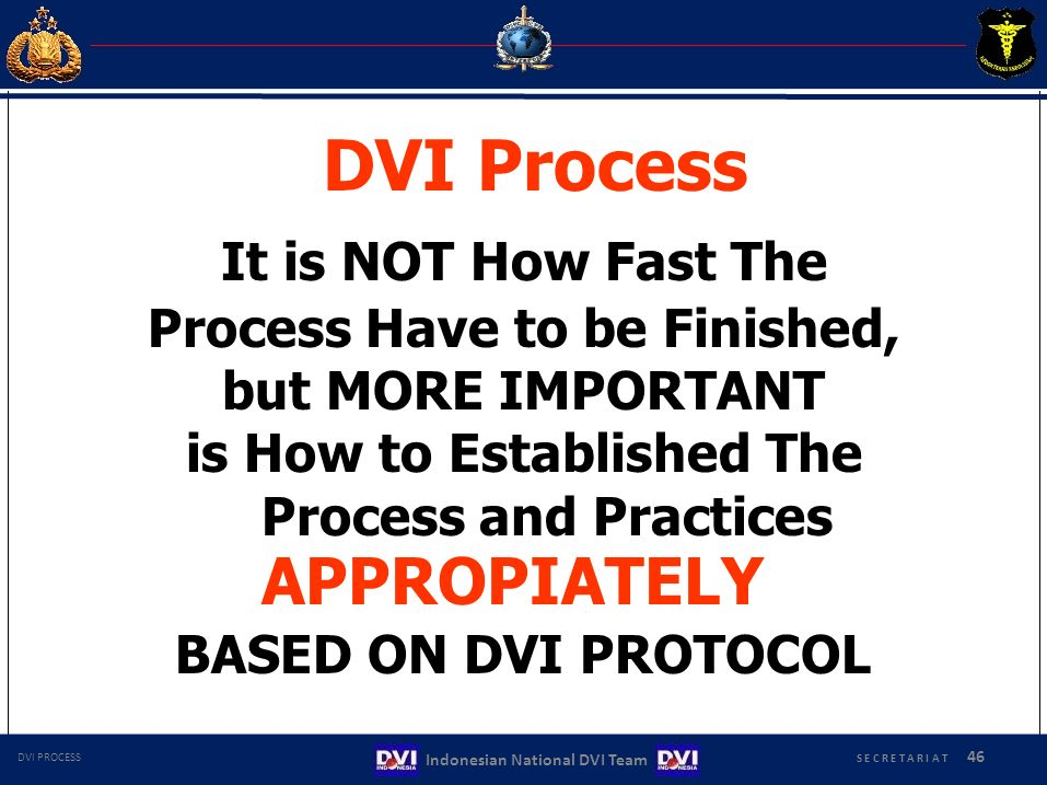 It is NOT How Fast The BASED ON DVI PROTOCOL