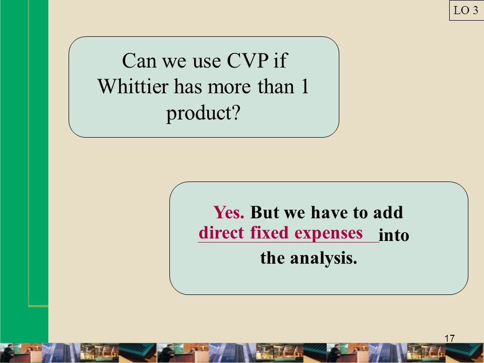 management accounting project report cvp Accounting 1a -final project annual report case blackboard content page for your financial accounting is there a management discussion and.