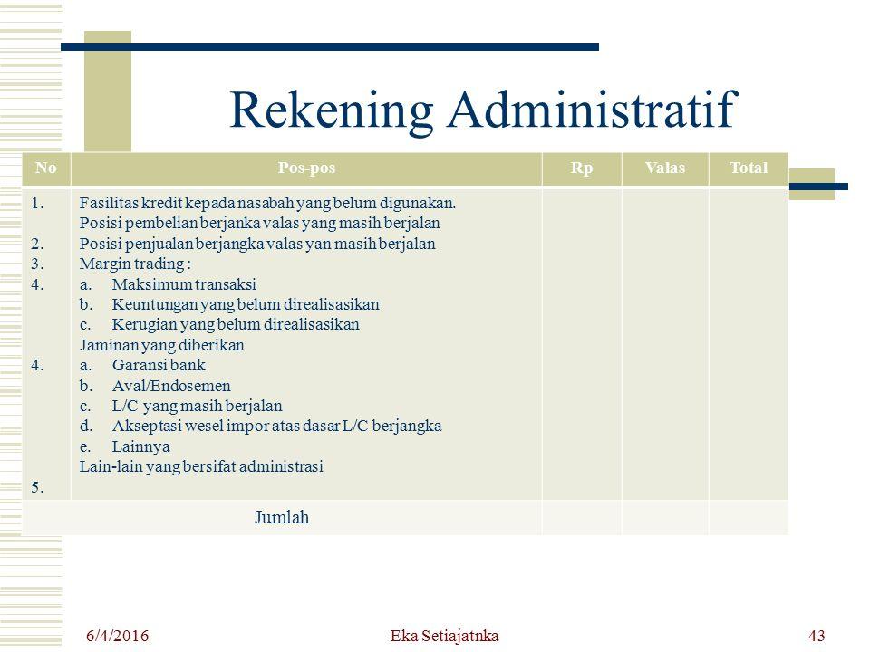 Rekening Administratif