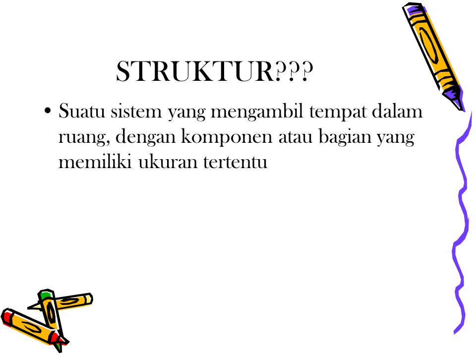 STRUKTUR .