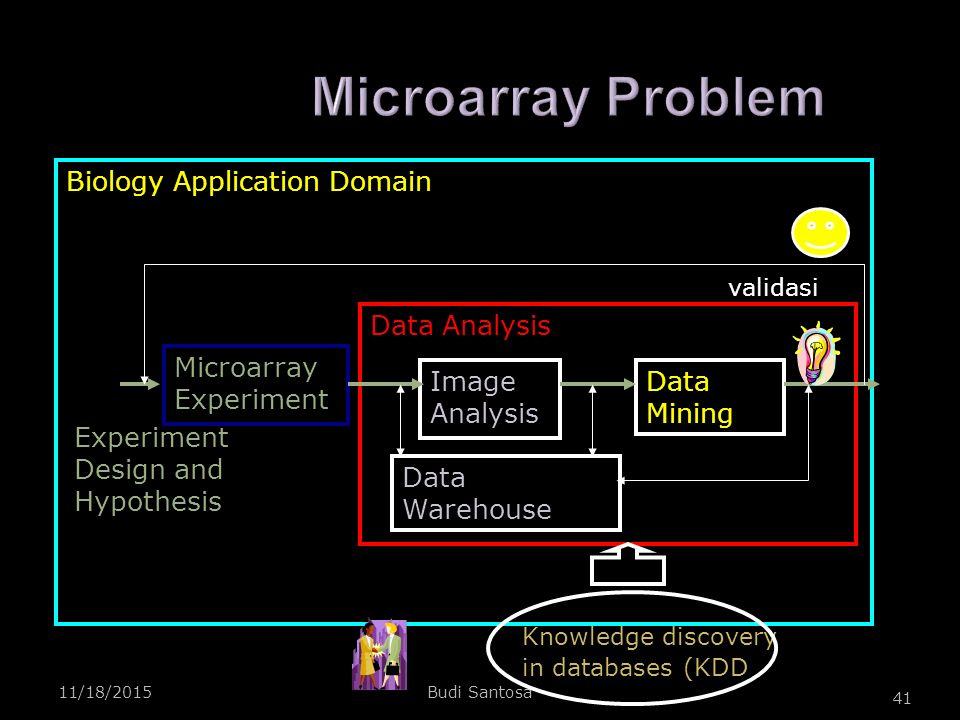 Microarray Problem Biology Application Domain Data Analysis
