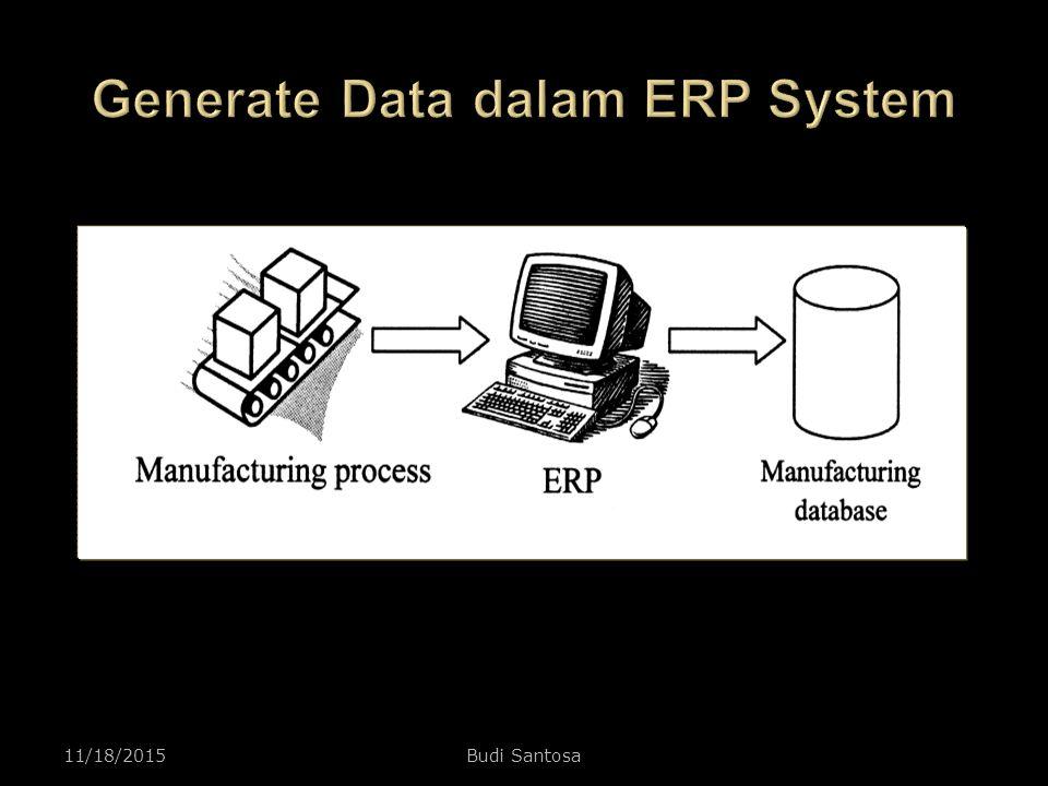 Generate Data dalam ERP System