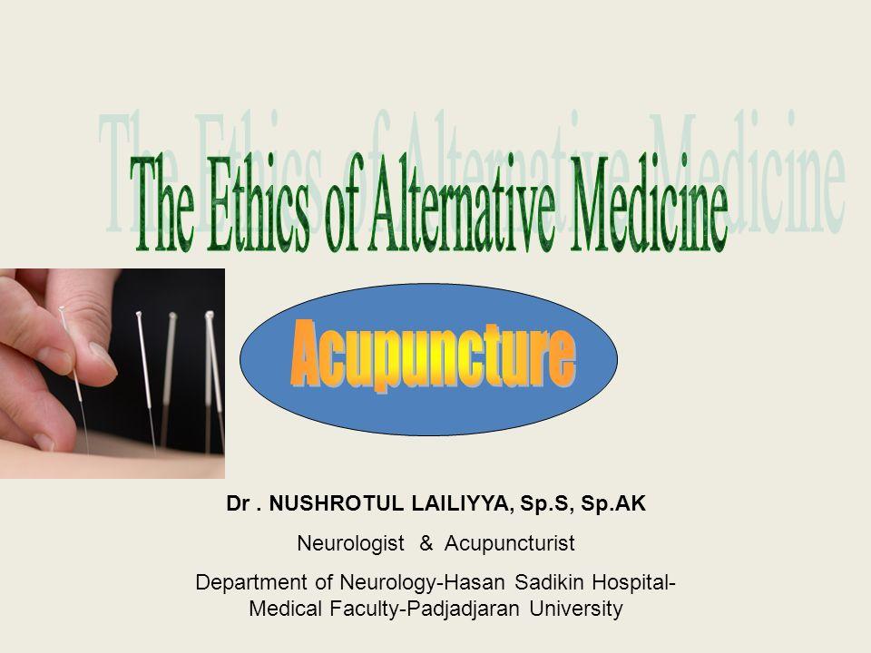 Dr . NUSHROTUL LAILIYYA, Sp.S, Sp.AK