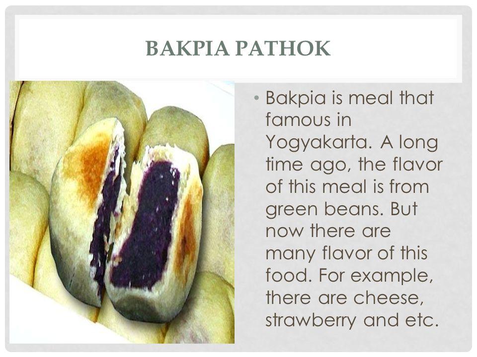 Bakpia Pathok