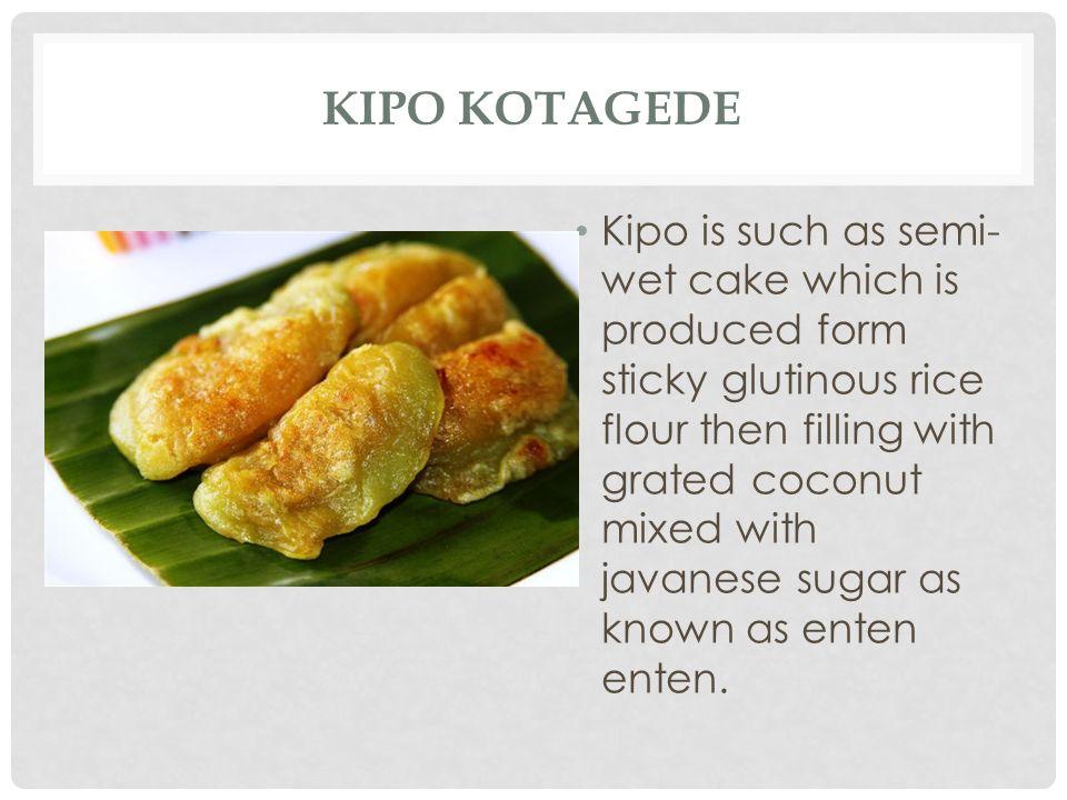 Kipo Kotagede