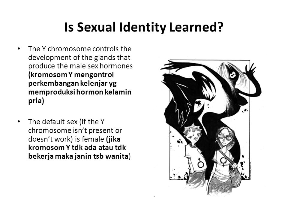 Is Sexual Identity Learned