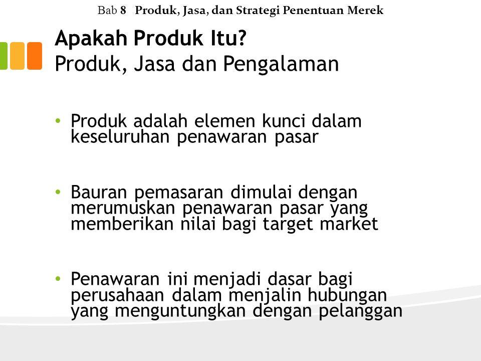 Apakah Produk Itu Produk, Jasa dan Pengalaman