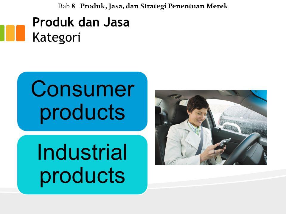 Produk dan Jasa Kategori