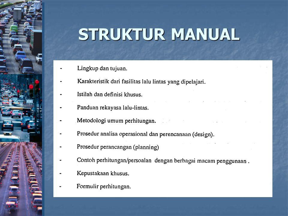 STRUKTUR MANUAL