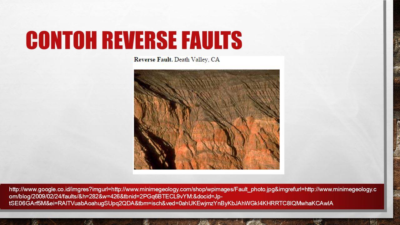 4/25/2017 Contoh Reverse Faults.